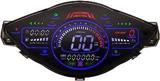 FAVOMOTO Motocicleta Velocímetro Tacômetro Odômetro Prático Medidor de Motocicleta