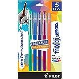 PILOT FriXion Color Sticks Erasable Gel Pens, Assorted, 5-pack (32443) erasable pens Oct, 2020