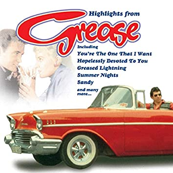Highlights from Grease
