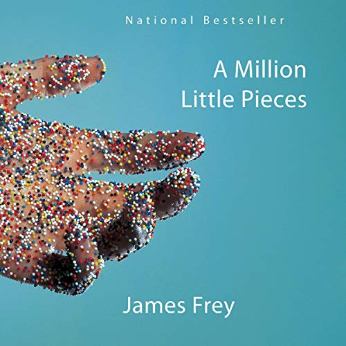 Page de couverture de A Million Little Pieces