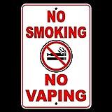 Dozili Règle de fumée pour Cigarettes ou vaporisation en métal, Aluminium, 1 Couleur, 10' x 14'