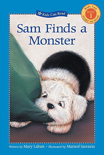 Sam Finds a Monster (Kids Can Read)