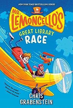 Mr Lemoncello s Great Library Race  Mr Lemoncello s Library
