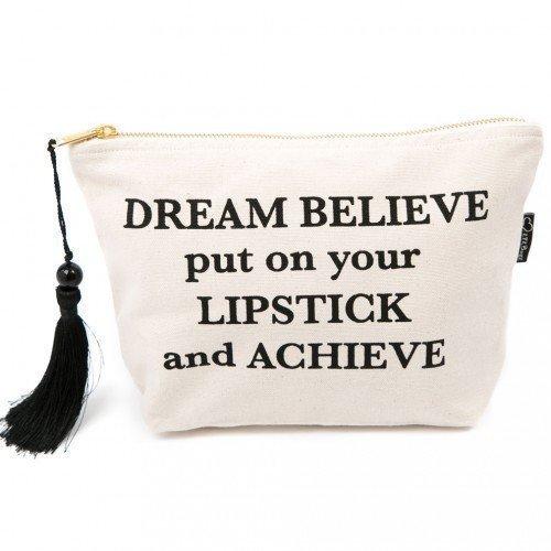 Maquillage Sac ' rêve, Believe et atteint'