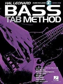 Hal Leonard Bass Tab Method Book 1 with CD by Wills, Eric W. (2013) Paperback