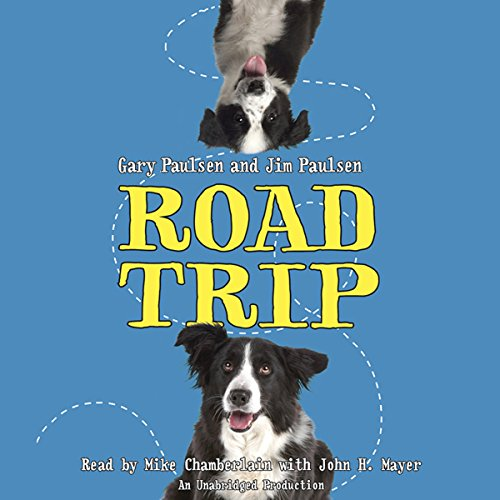 Road Trip audiobook cover art