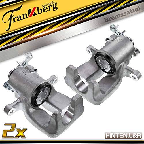 2x Bremssattel Bremszange Hinten links Rechts für A3 TT Altea Toledo Octavai Yeti Superb Golf V/VI Plus J-e-t-t-a III Scir-occo T-o-u-r-a-n 2003-2021