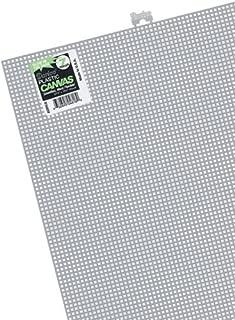 Darice Bulk Buy Plastic Canvas 7 Count 10 inch x 13 inch White 33900-2 (12-Pack)