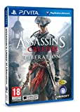 Ubisoft Assassin's Creed III: Liberation, PS Vita Basic PlayStation Vita Inglese videogioco