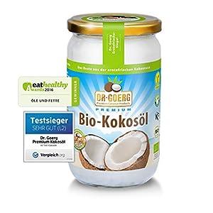 Dr. Goerg Premium Bio-Kokosöl - 1000 ml 2