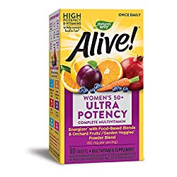 Product thumbnail for Nature's Way Alive! Once Daily Women's 50+