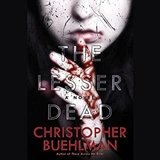 The Lesser Dead audiobook cover art