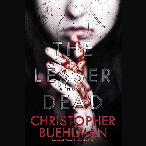 The Lesser Dead  By  cover art