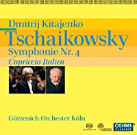 Tchaikovsky: Symphony No. 4/Capriccio Italien