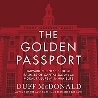 The Golden Passport cover art