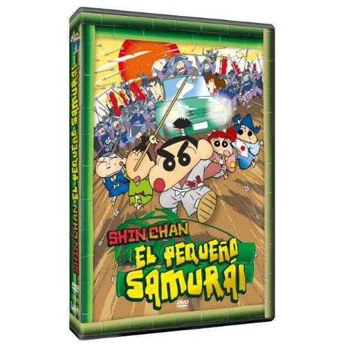 Shin Chan El Pequeño Samurai [DVD]