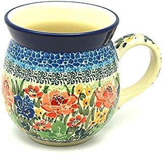Polish Pottery Mug - 15 oz. Bubble - Unikat Signature U4400