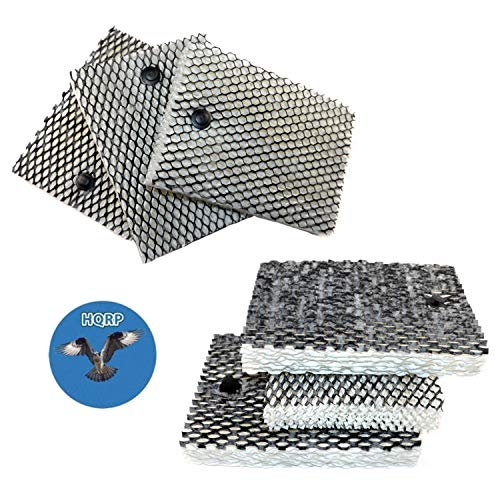 HQRP 6-Pack Filter Works with Bionaire BCM740 BCM740B BCM740W BCM7309 BCM7305 BCM7307 BCM7308 Humidifier