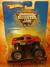 Hot Wheels 2009 1:64 Scale Monster Jam TROPICAL THUNDER Truck 28/75