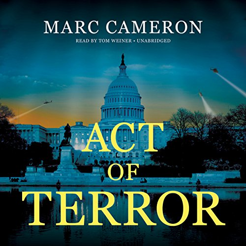 Act of Terror audiobook cover art