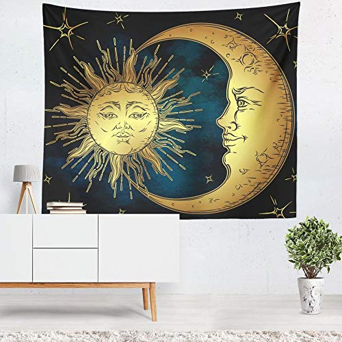 mmzki Europa Stati Uniti Il Sole la Mitologia Greca arazzi Stampati Dipinti Camera da Letto Soggiorno 1 150x130 cm