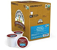 Bold yet refined. Strong yet smooth Medium Roast, Caffeinated Coffee USDA Organic Orthodox Union Kosher Packaging May Vary