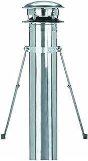 Selkirk Metalbestos 8T-RBK Stainless Steel Roof Brace Kit, 8-Inch