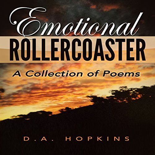 Emotional Rollercoaster audiobook cover art