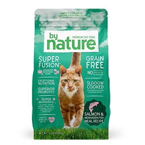By Nature Pet Foods Grain Free Cat Food Made in...