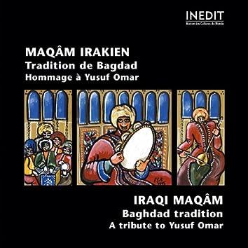 Le maqâm irakien. tradition de bagdad. iraqi maqâm baghdad tradition.