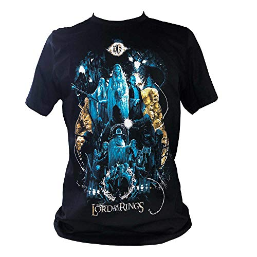 Camiseta Senhor dos Aneis - Lord of the rings