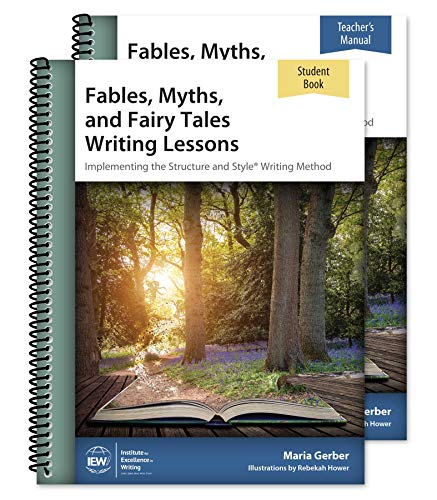 Fables, Myths, and Fairy Tales Writing Lessons [Teacher/Student Combo]