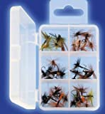 Behr Trockenfliegen-Sortiment 30 Stück