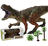 Black Temptation Dinosaurier Spielzeug Plastik pädagogische Dinosaurier-Figur für Jungen Kleinkinder, #16 -