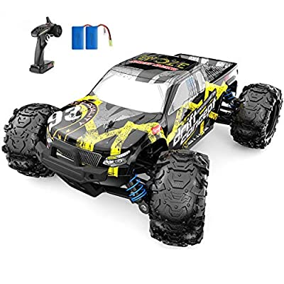 Amazon - Save 60%: SZJJX RC Cars 40+ KM/H High Speed Remote Control Car 4WD RC Monster Truc…