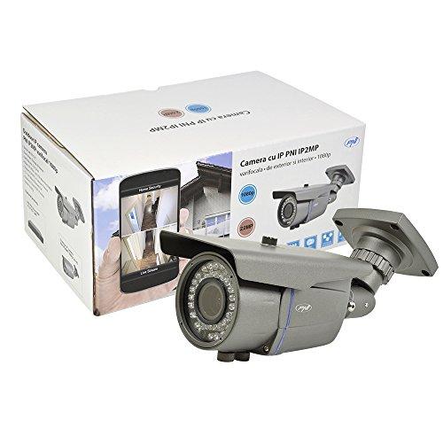 CCTV telecamera Bullet telecamera IP, esterni Pni IP2MP varifocale 1080p 2MP ONVIF P2P