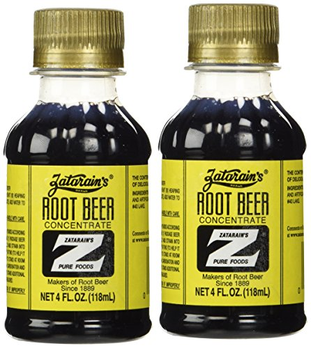 Zatarains Root Beer Concentrate