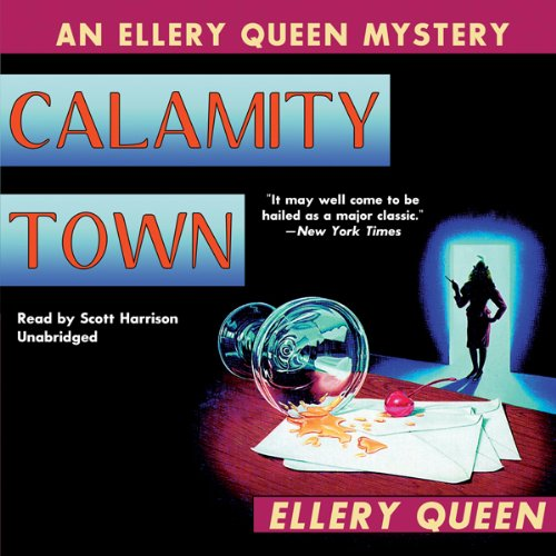 Calamity Town cover art