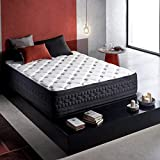 Length(198.12 cm), Width(152.4 cm), Thickness(25.4 cm), Size: Queen Size Mattress. Features ⇒ Ultra-Responsive and Maximizes Airflow, Memory Foam Layer Provides Conforming Comfort, Individually Wrapped Coils Promotes Motion Isolation, Posturized Supp...