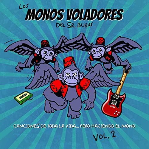 Los Monos Voladores del Sr. Burns
