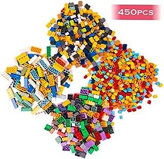 A Point Building Bricks 450Pcs Set, Basic Building Blocks...