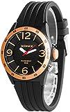 Sportliche analoge XONIX Armbanduhr Damen nickelfrei WR100m