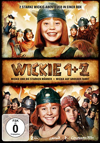 Wickie 1 + 2 [2 DVDs]