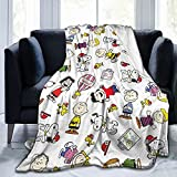 Yoguce Super Soft Blanket with Cartoon Cute Animal Photos Printed for Children/Teens/Parents/Grandparents as Christmas and Birthday Gifts (40x50in, Kid Choice)