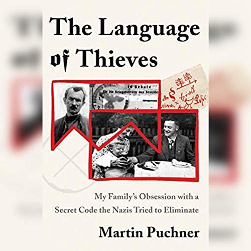 The Language of Thieves cover art