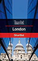 Time Out Shortlist London (Time Out Guides)