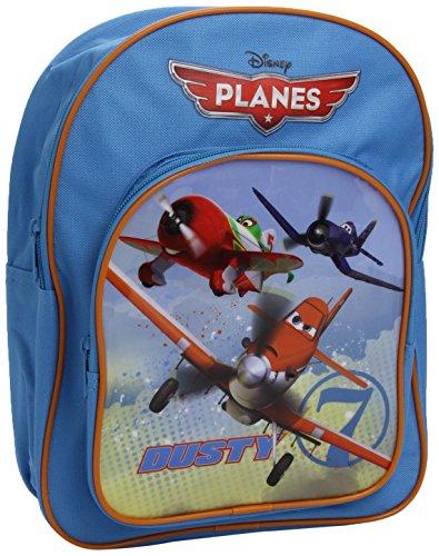 Marchi Collezioni Disney Planes Zaino rosso Zaino Scuola Bag 1002