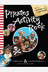 Pirates Activity Book Paperback