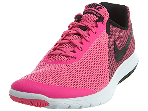 New Nike Women's Flex Experience RN 5 Running Shoe Pink/Black 6