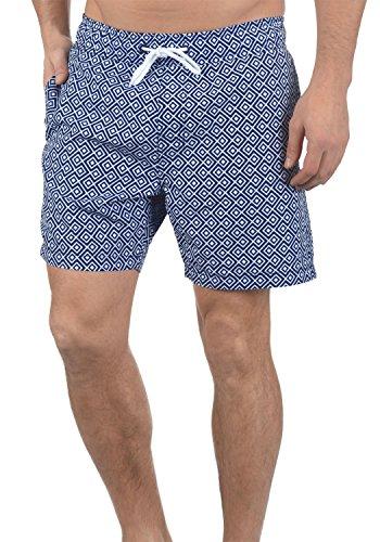 Blend Meo Herren Swim-Shorts Kurze Hose Badehose, Größe:XL, Farbe:Navy (70230)